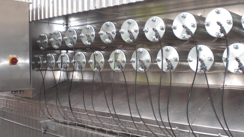 Rosink-Werkstätten: SISTEMAS DE LIMPIEZA DE CALDERAS